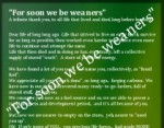 "Funnies – ""For soon we be weaners"" – a light hearted thankyou to fossil fuel"